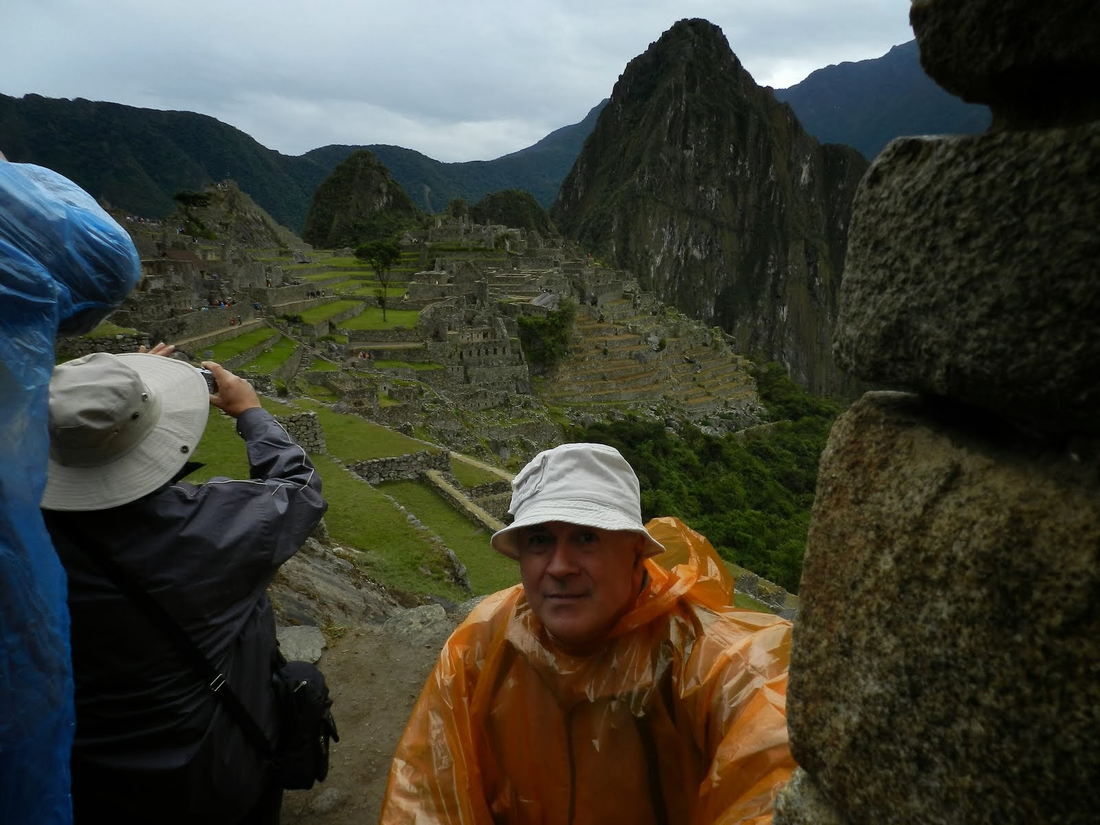 En Perú (julio 2013)