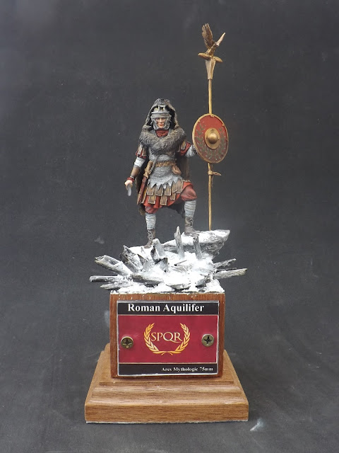Roman Aquilifer - Ares Mythologic 75mm Aquilifer%2B5