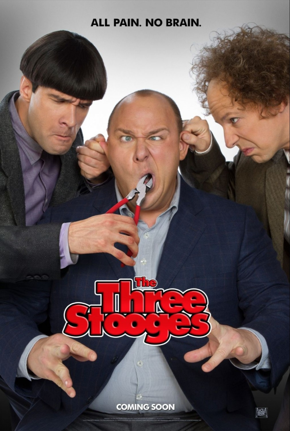martin grams the three stooges movie and dvd review