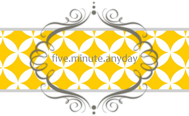 five.minute.anyday