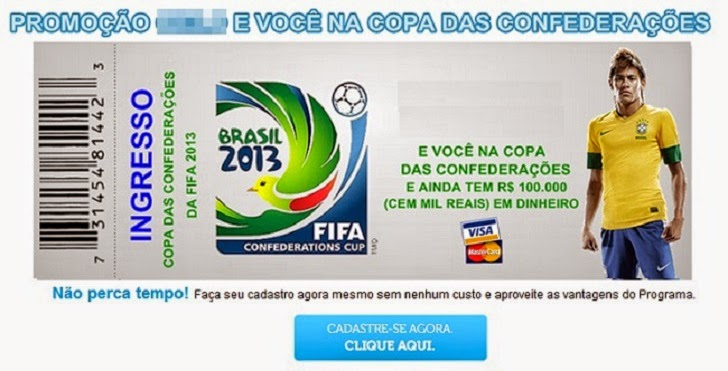 Cybercriminals Leverage 2014 FIFA World Cup to Spread Malware, Steal Credit Cards