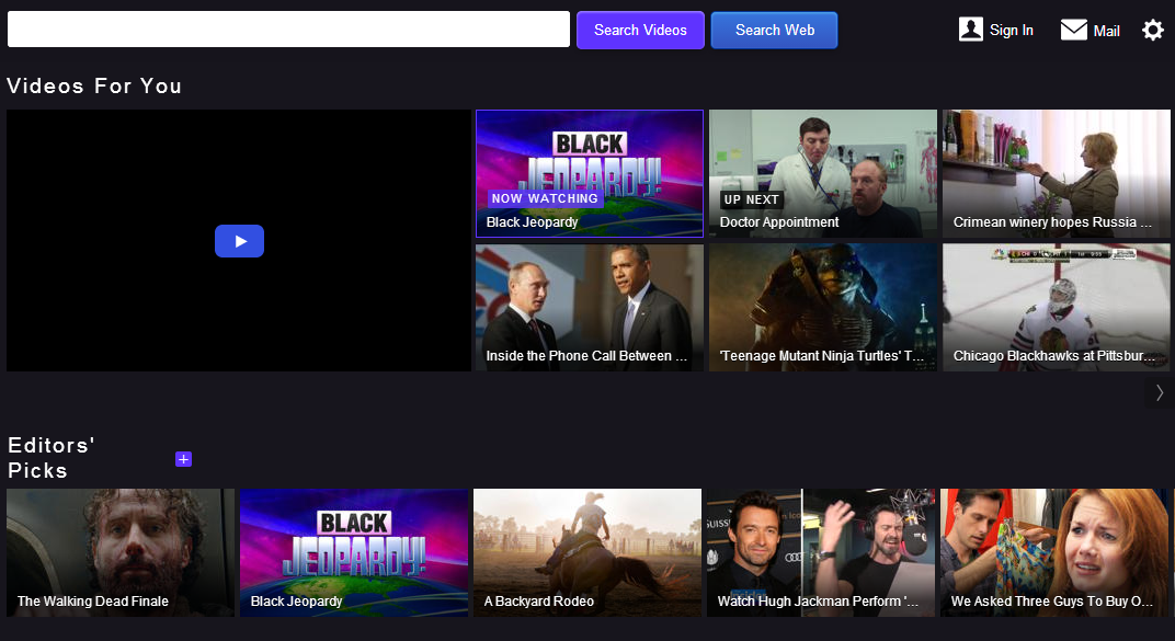 Yahoo Launches Its Web-based Video Service