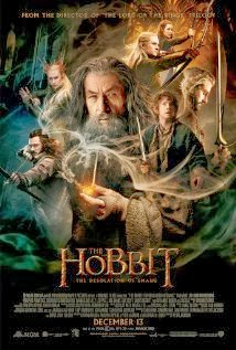 The Hobbit: The Desolation of Smaug Film me titra shqip