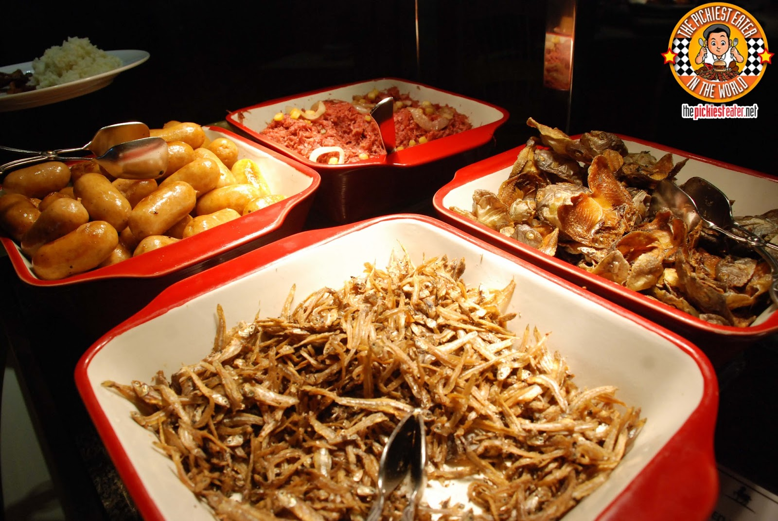 Cafe Marcos Pinoy Breakfast Fare Included Crispy Dilis And Danggit Which Was So Flavorful Neither Needed Any Vinegar As A Dip Yet I Noticed Few Seemed