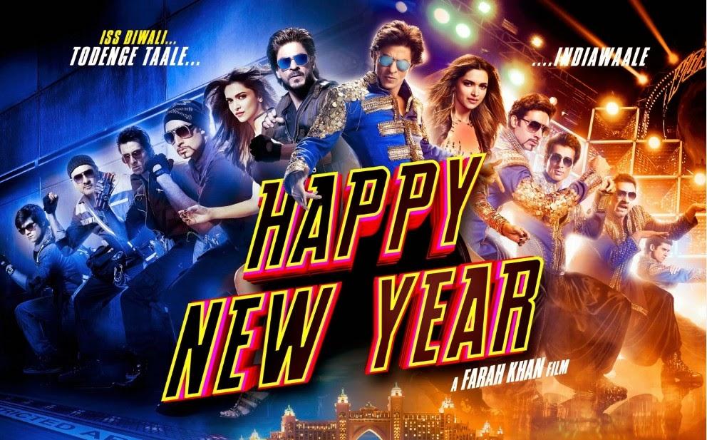 Film Happy New Year (2014)