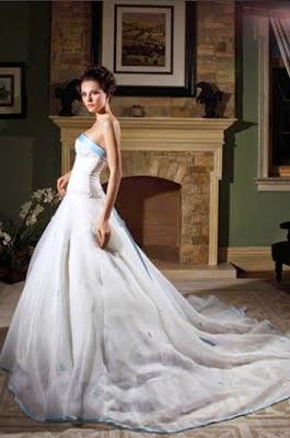 Lindos vestidos de novias | Moda Azul