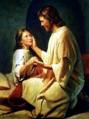 Jesus de amor