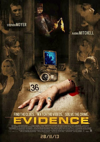 Evidence (DVDRip Español Latino) (2013)