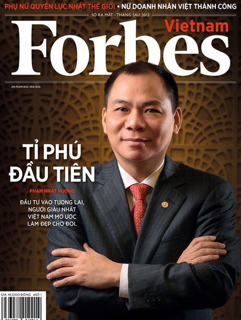 Hình ảnh Lộ diện đại gia giàu nhất sàn chứng khoán Việt Nam 2014 số 1