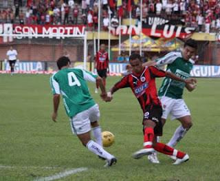 Deportivo Cali vs Cúcuta Deportivo