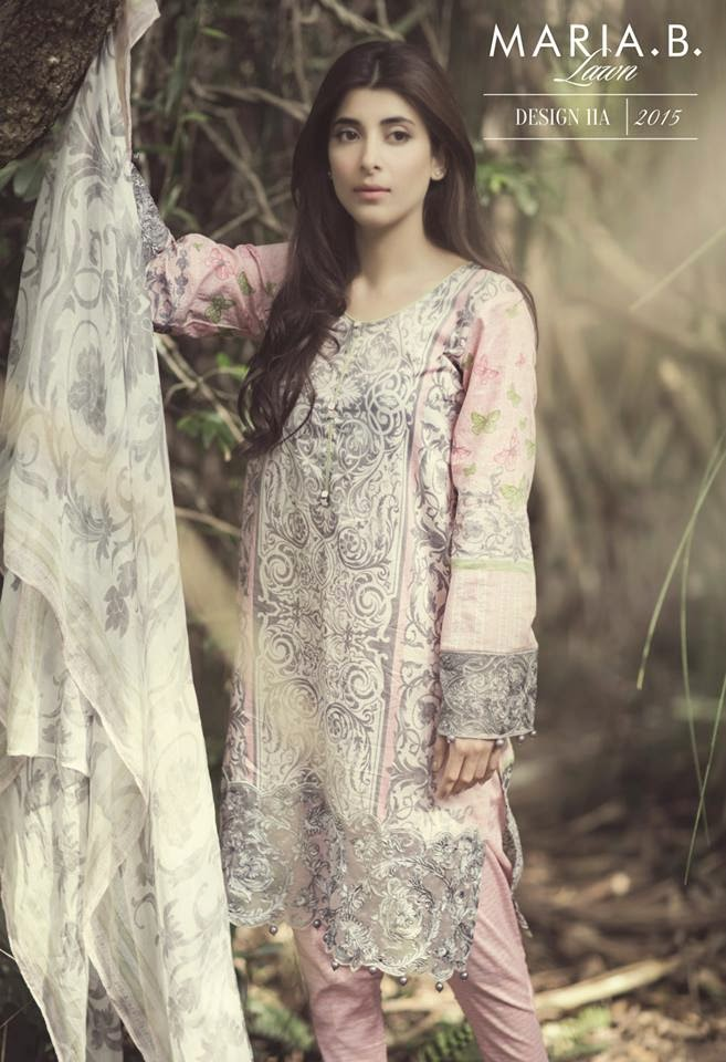 Maria B Summer Lawn 2015 collection