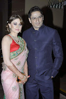Aamna Shariff & Amit Kapoor's wedding reception
