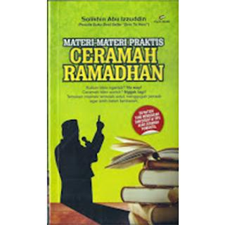 Materi Praktis Ceramah Ramadhan