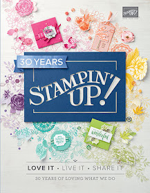 Stampin' Up! 2018 - 2019 Catalogue