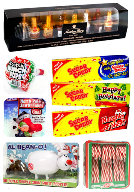 Candy crate candy crate has stocking stuffers for everyone for Christmas stocking stuffers ideas for everyone