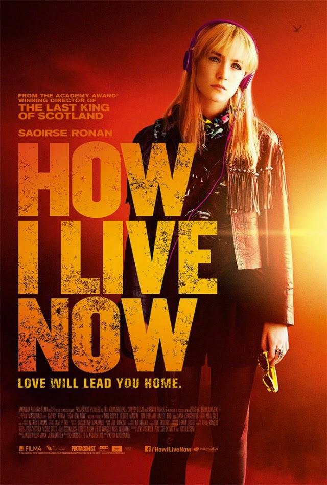 La película How I Live Now ( Mi vida ahora )