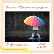 """Задание """"Прогулка под дождем"""""""