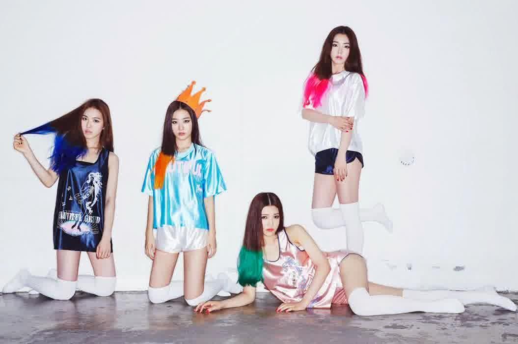 Red Velvet, Girlband Baru dengan Personil Cantik