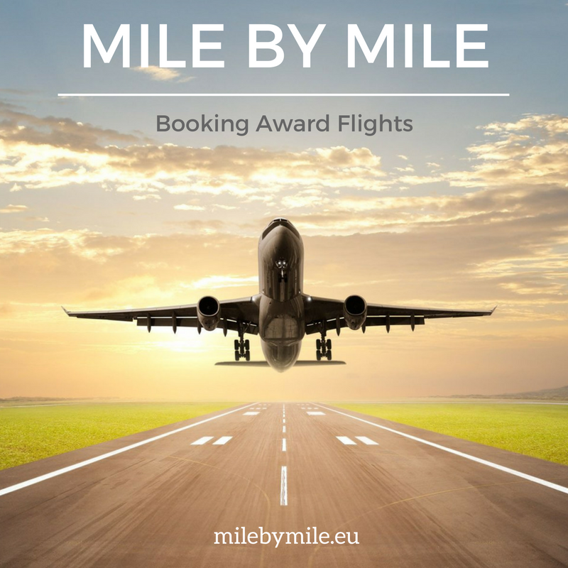 :: Mile by Mile | Book Award Flights ::