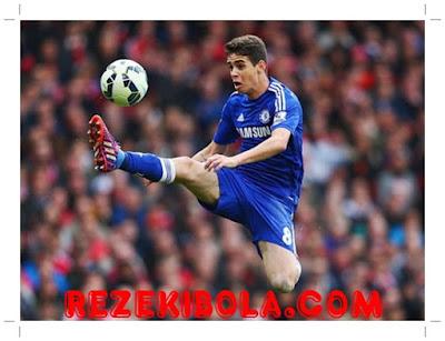 REZEKIBOLA.COM | AGEN BOLA, AGEN CASINO, AGEN TOGEL ONLINE INDONESIA TERPERCAYA - Oscar Tak Akan Tinggalkan Chelsea