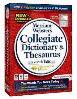 Download Merriam-Webster English Dictionary and Thesaurus