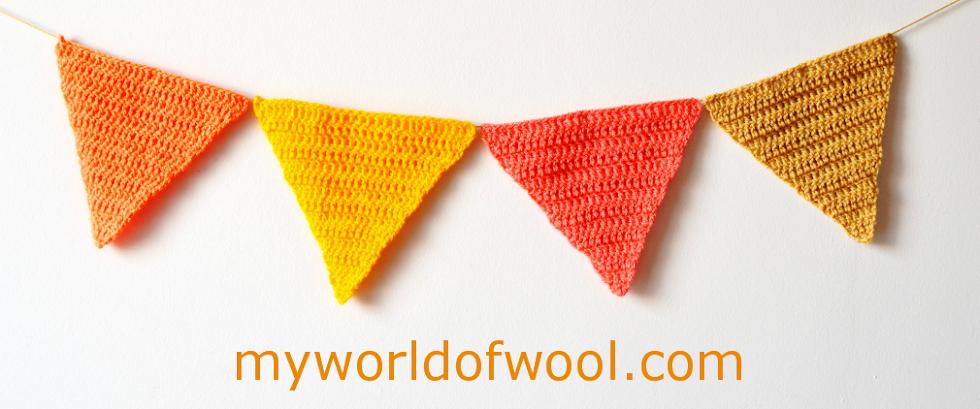 my world of wool