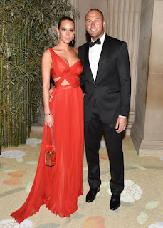 Derek Jeter Engaged To Hanna Davis
