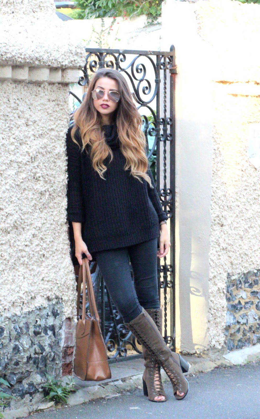 knee-high-lace-up-heels-fashion-blogger-style-inspiration