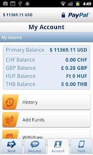 aplikasi android Paypal .apk