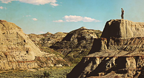 dinosaur provincial park alberta travel photography series