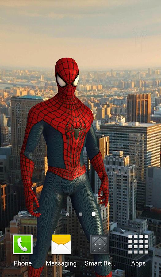 Download Amazing Spider Man 2 Live Wp Premium V204 Apk Download