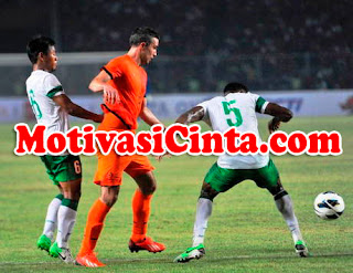 HASIL SKOR PERTANDINGAN INDONESIA VS BELANDA
