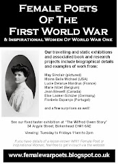 Get Involved - Female Poets Of The First World War