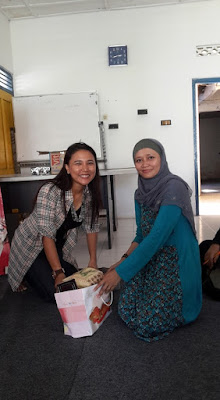Piknik ke Jogja IIDN Semarang & Blogger Gandjel Rel