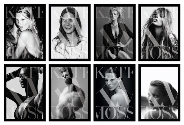Kate Moss The book