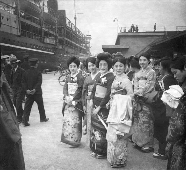 Fotos do jornalista francês apresenta belas imagens de Shangai nos anos 1930