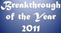 breakthrough of 2011