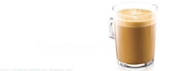 Belle image de couverture Facebook Avec Tasse de Café