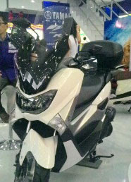 Gambar Aksesoris Yamaha NMAX