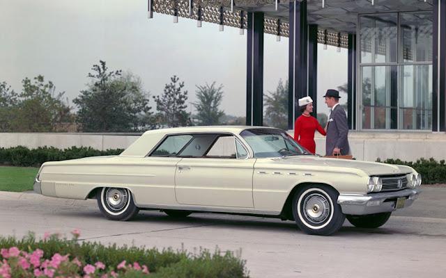ビュイック・エレクトラ 初代-2世代 | Buick Electra (1959-64)