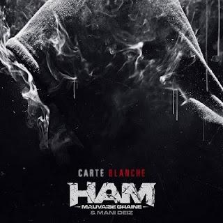Ham Mauvaise Graine - Carte Blanche (2015) Flac