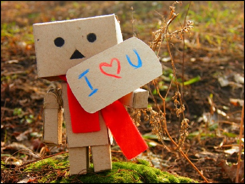 Danbo Love Photography   Its about love   Ideaswu Blog