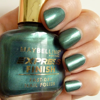 Maybelline Express Finish Nail Polish in So Green