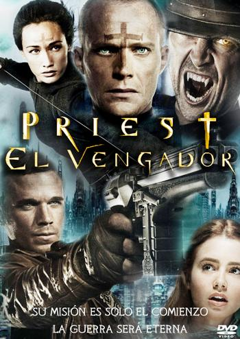 Priest: El Vengador (2011) Dvdrip Latino [Thriller] 