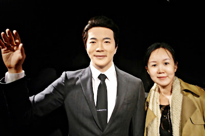 Kwon Sang Woo in Grevin Seoul | www.meheartseoul.blogspot.sg