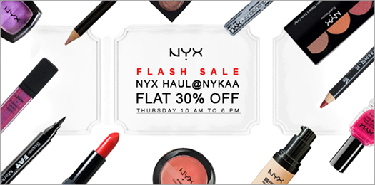 PR:Nykaa End of Season Sale