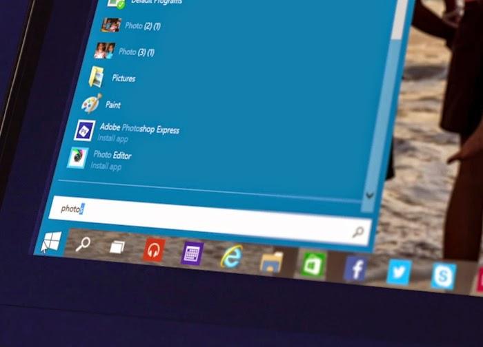 Ferramenta de busca Windows 10