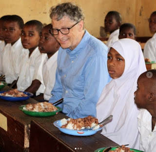 World's Richest Man, Bill Gates Joins Instagram! Check Out His First Post
