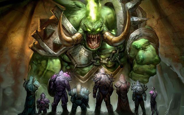 Green Monster Great Best HD Quality Desktop Background wallpaper