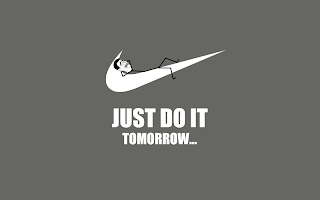 Just do it tomorrow funny Trollface Meme HD Wallpaper